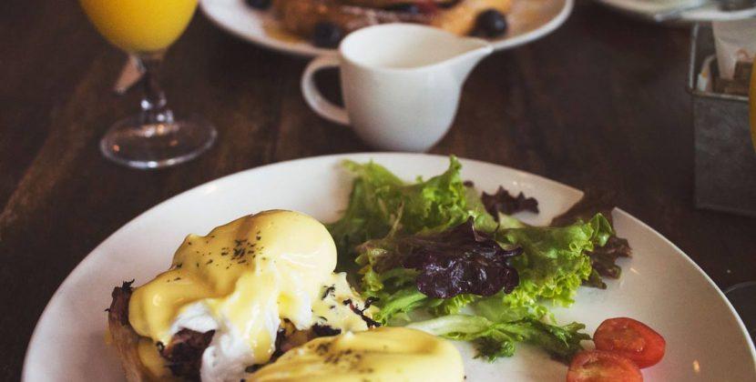 The Best Potato & chorizo breakfast hash
