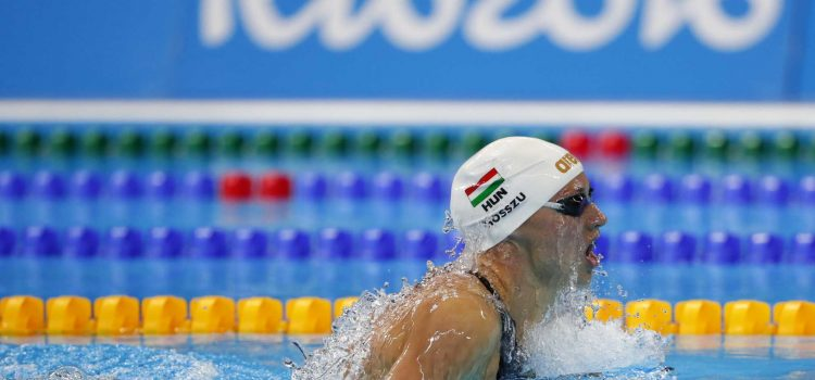 Breaststroke master become history-maker