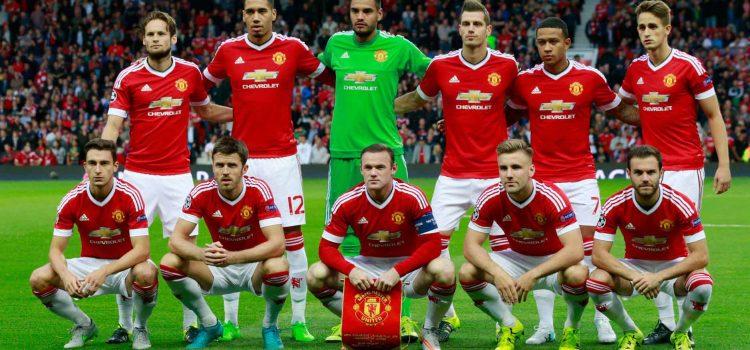 Juan Mata's ultimate Manchester United XI