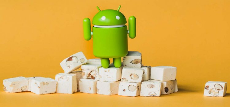 Android nougat begins rolling out to nexus