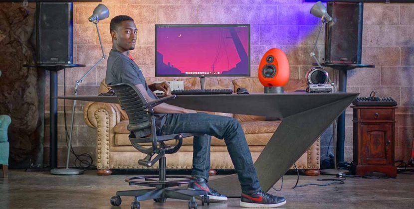 The Dream Desk – The MKBHD Setup!