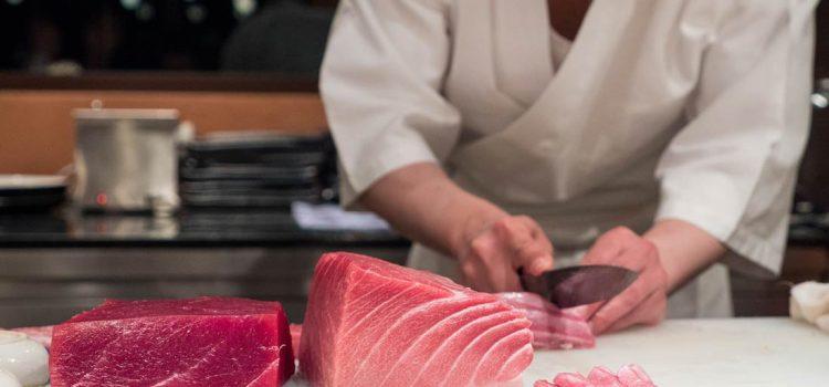 Insane Kobe Beef A5 and Best Grade Sushi at Sri Panwa Hotel, Phuket!